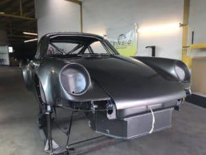 Porsche Restauration und Lackierung
