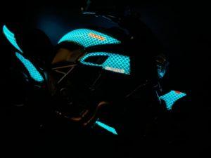 Motorrad Luminor Lack